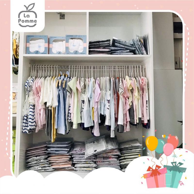 La Pomme - Newborn & Baby Clothes