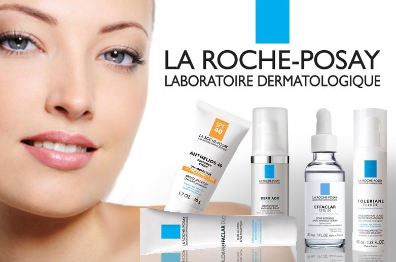 Dược phẩm chăm sóc da La Roche - Posay.