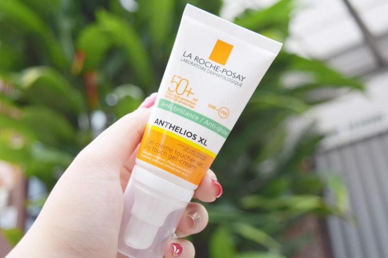 La Roche-Posay Anthelios XL Dry Touch Gel-Cream SPF 50+ UVB vàamp; UVA