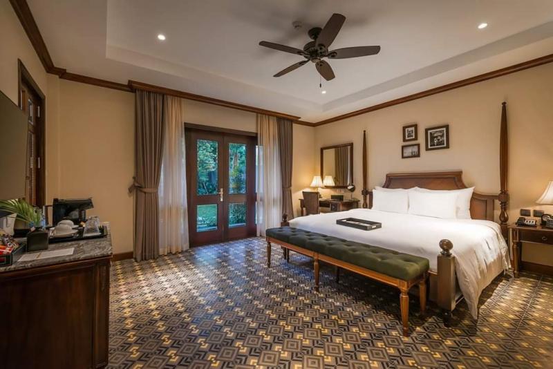 Phòng nghỉ ở Essence Hội An Hotel & Spa