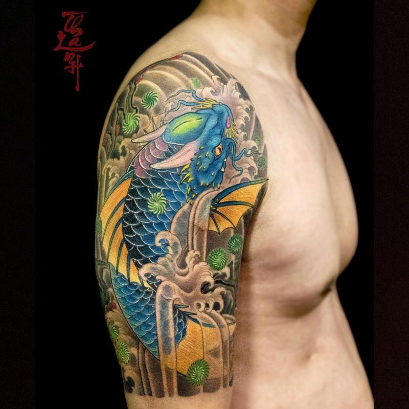 La Thành Tattoo