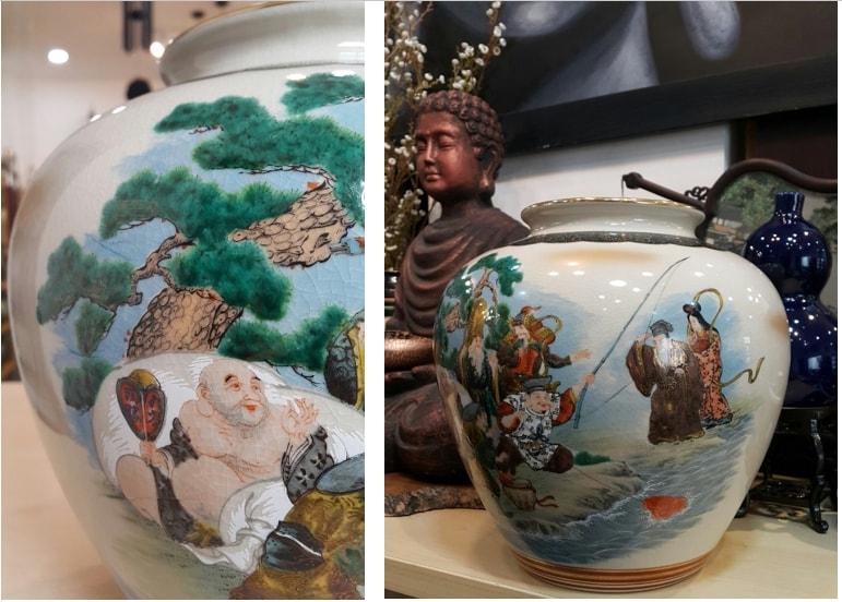 Gốm Nhật Fukurou - Là thế giới gốm sứ thu nhỏ