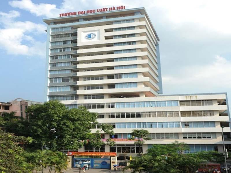Tòa nhà A - niềm tự hào của Sinh viên HLU