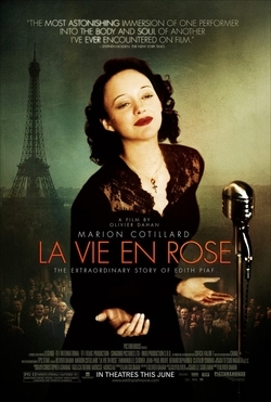 La Vie en rose - Cuộc đời thăng trầm của nữ danh ca Edith Piaf