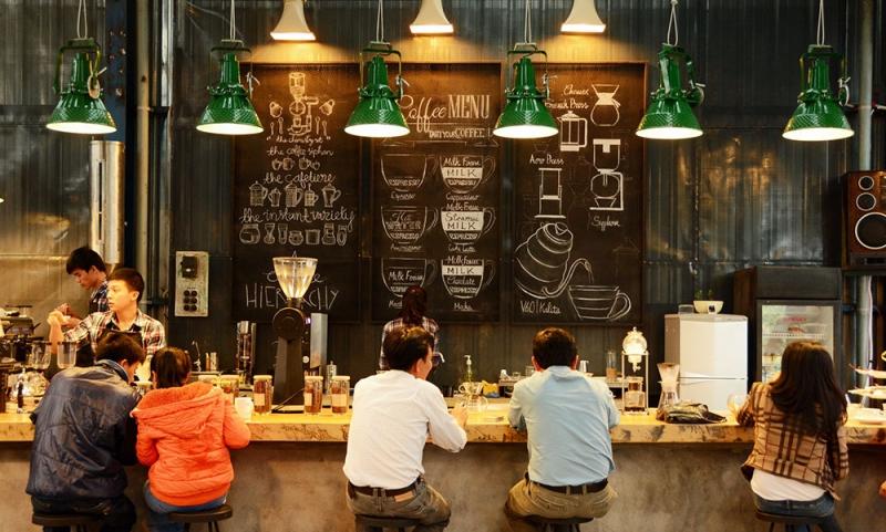 Là Việt coffee