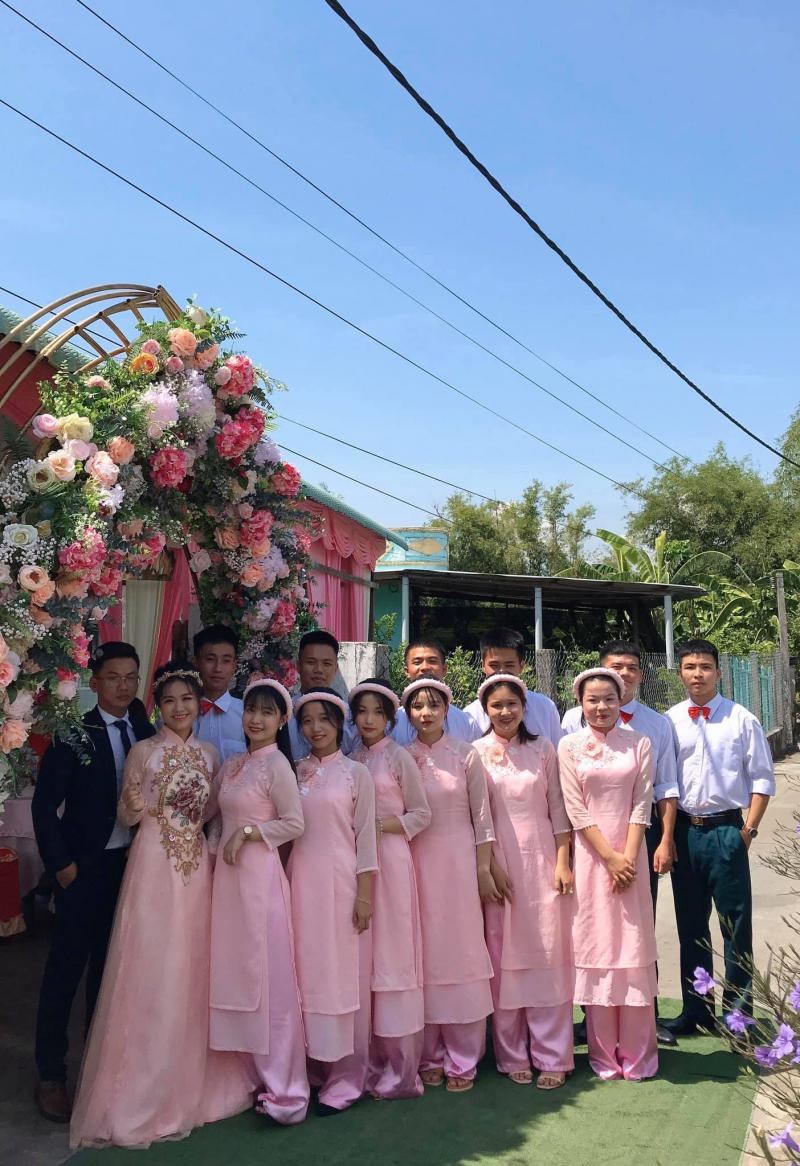 Lạc Tư Wedding