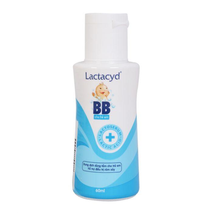Nhãn hiệu sữa tắm gội Lactacyd