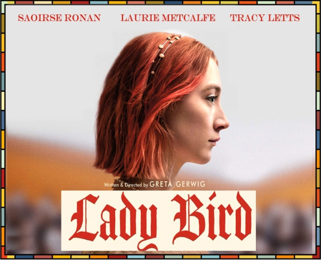 Lady Bird (Tuổi nổi loạn)