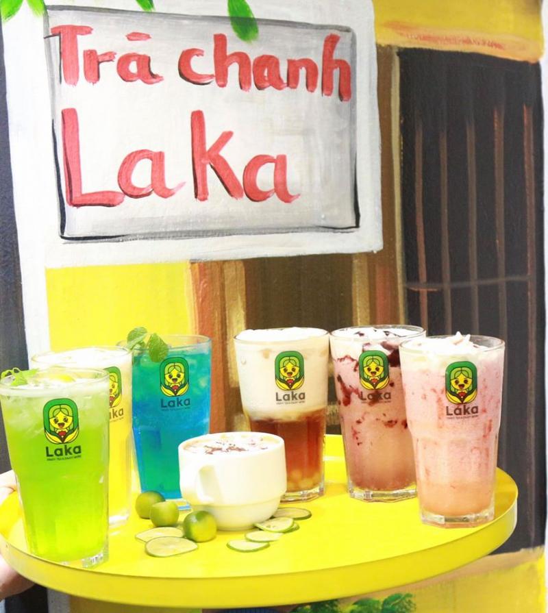 LaKa - Tiệm Trà Chanh
