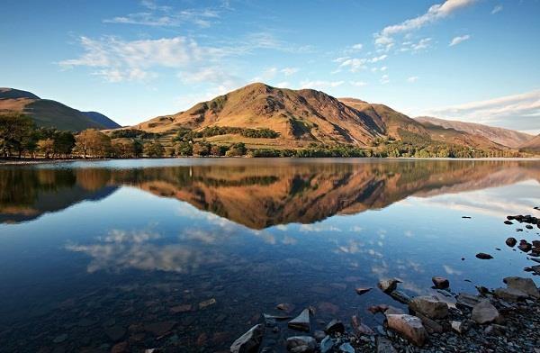 Lake District được biết đến như một công viên quốc gia lớn nhất nước Anh