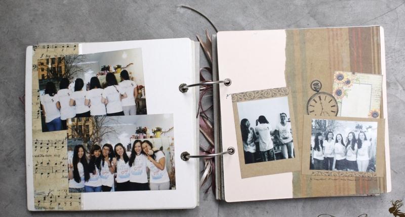 Làm Album ảnh kỷ niệm – Ôn lại mọi khoảnh khắc