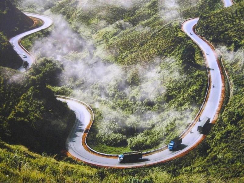 Lâm Đồng – Đèo Long Lanh