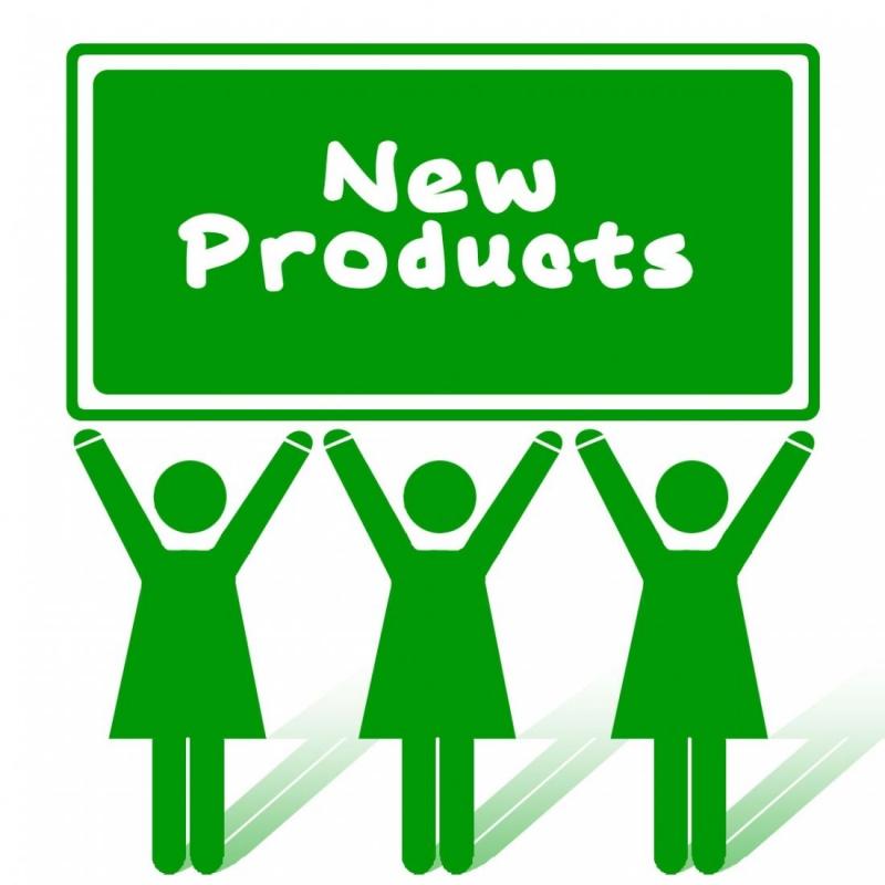 Làm mới, và phát triển hình ảnh sản phẩm