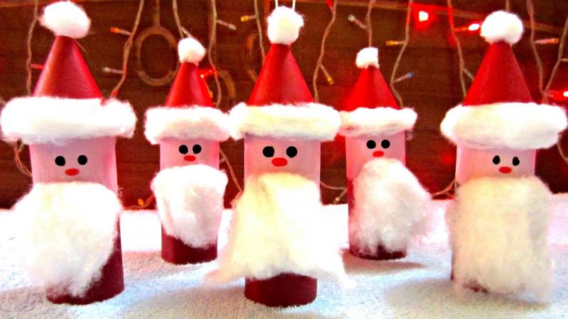 Làm Ông Già Noel