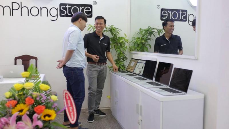 Lâm Phong Store - Macbook & Apple Accessories