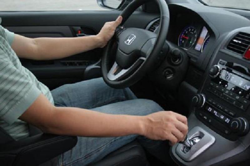 Làm quen với các thao tác trên xe