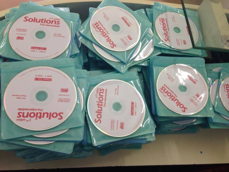 Làm sạch các vết xước trên đĩa DVD, VCD...