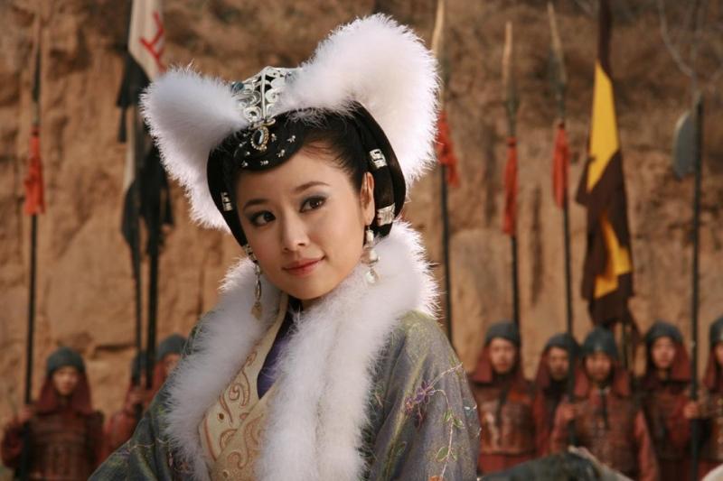 Lâm Tâm Như vào vai nàng Đắc Kỷ xinh đẹp