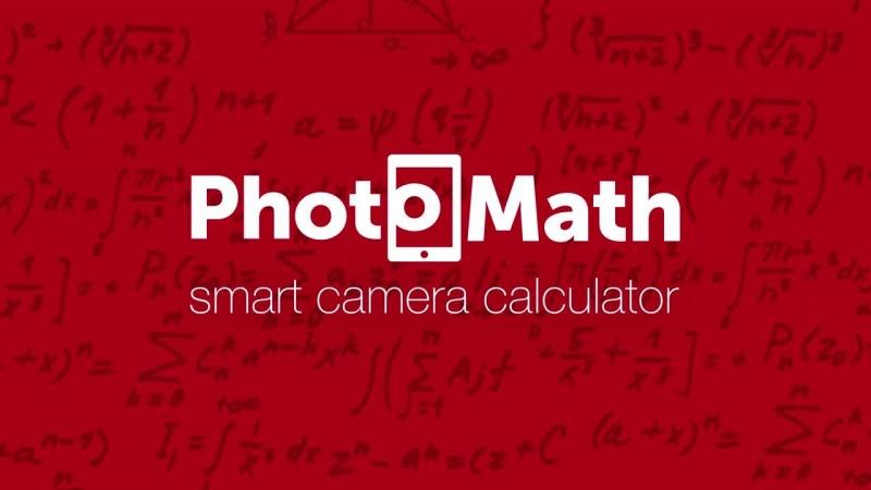 Làm Toán cùng Photo Math