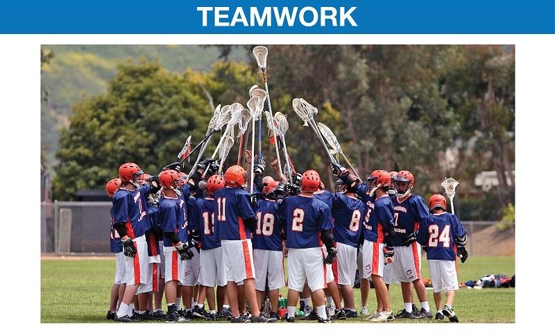 Teamwork là sức mạnh