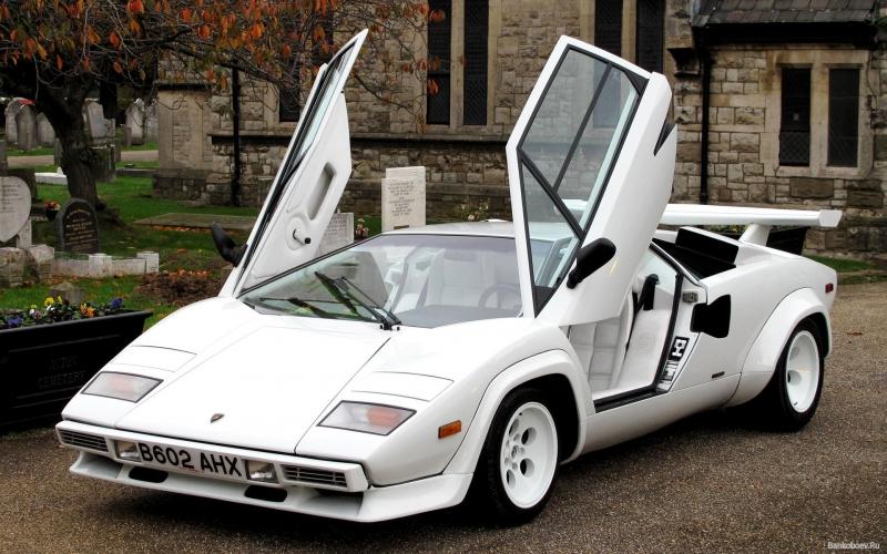 Lamborghini Countach (1974-1990)