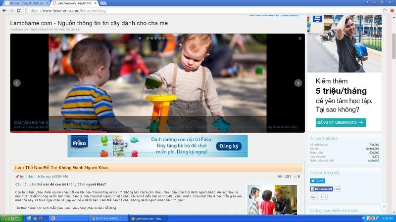 Top 8 Trang web hữu ích nhất dành riêng cho người làm mẹ