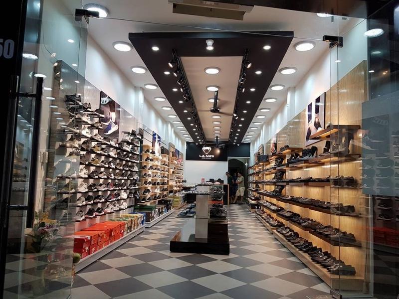 Cửa hàng giầy chất luợng cao