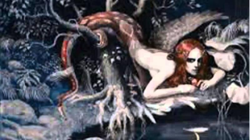 Lamia - Con quỷ chuyên ăn thịt trẻ con