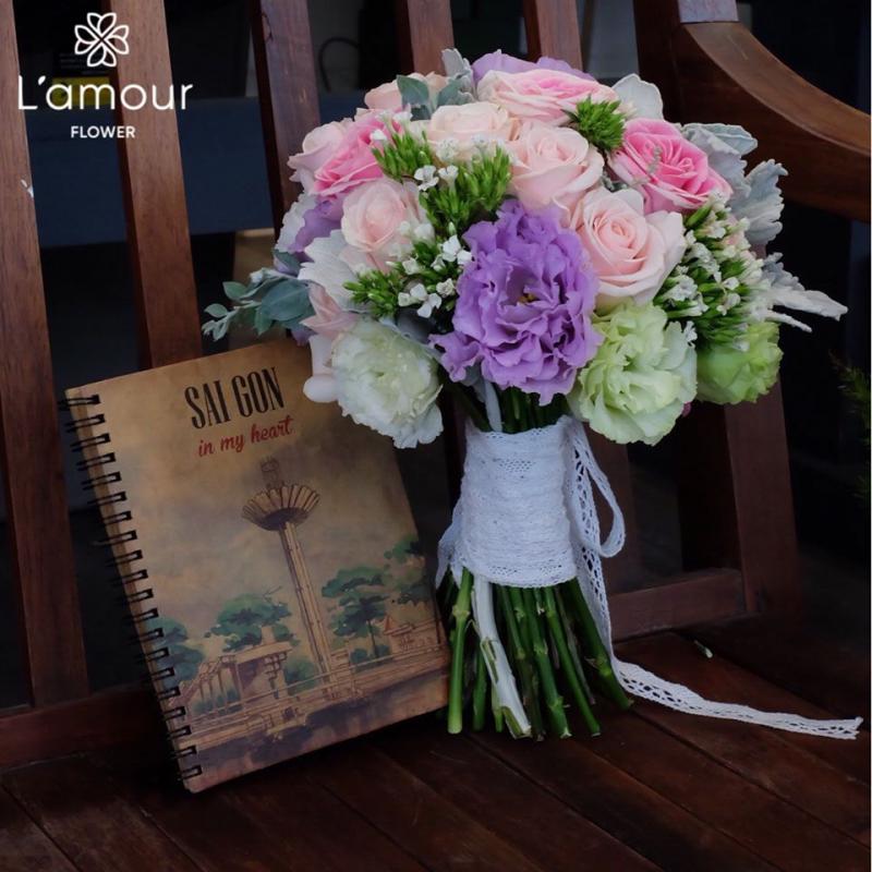 L'amour Flower Saigon