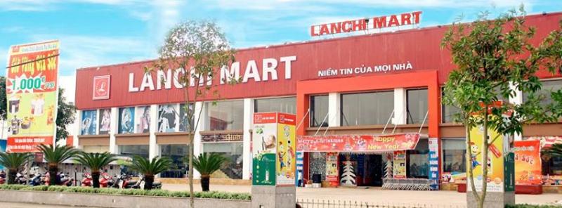 Chuỗi siêu thị Lan Chi Mart