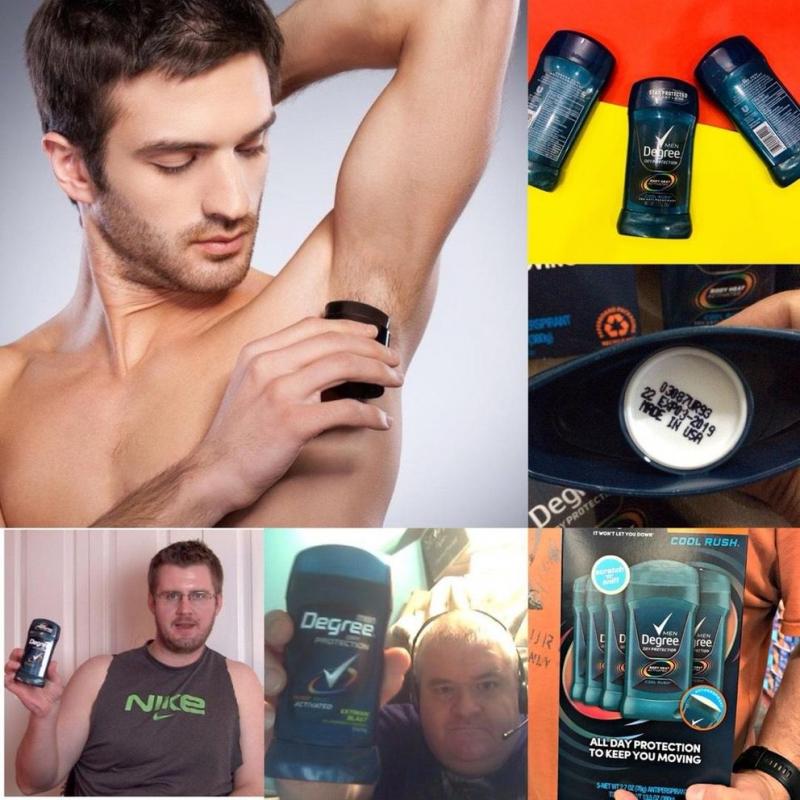 Degree Men Dry Protection Body Heat Cool Rush được thiết kế dành riêng cho nam giới, với hoạt tính mạnh mẽ, khử mùi, kháng khuẩn, điều tiết ngăn ngừa mồ hôi hiệu quả đến 48h