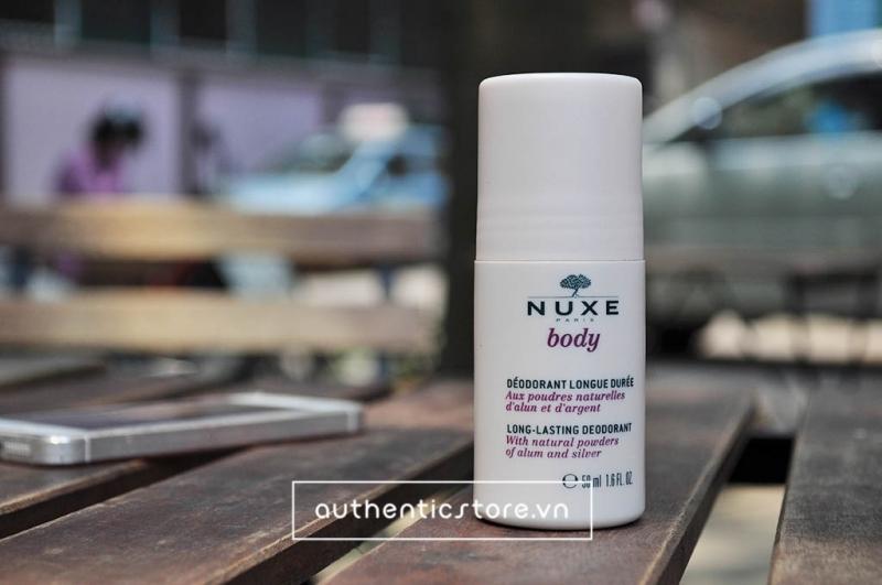 Lăn khử mùi Nuxe body