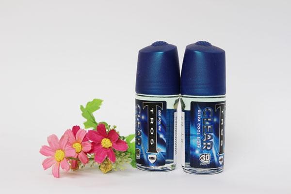 Lăn khử mùi Tros clear 3D