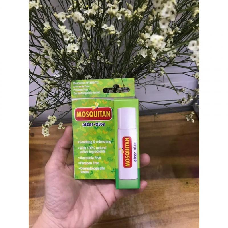 Lăn làm dịu vết muỗi đốt Mosquitan