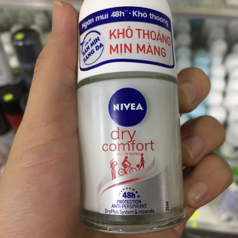 Lăn khử mùi Nivea