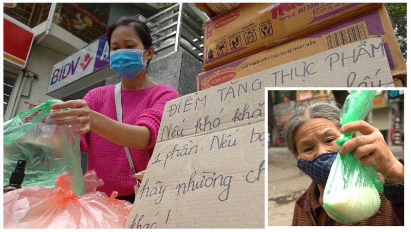 Phát huy truyền thống đoàn kết của dân tộc, người dân Việt Nam cũng chủ động đưa ra nhiều giải pháp để cùng cộng đồng đầy lùi đại dịch.