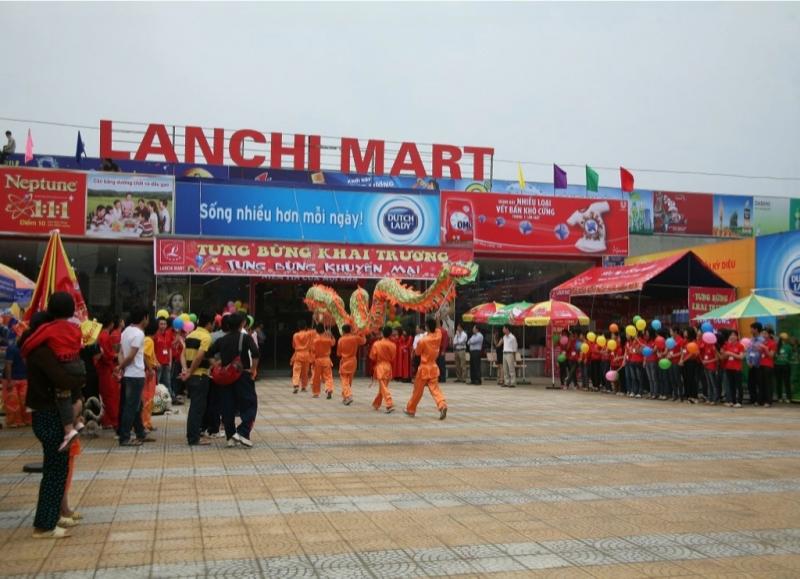 Siêu thị Lanchi Mart.