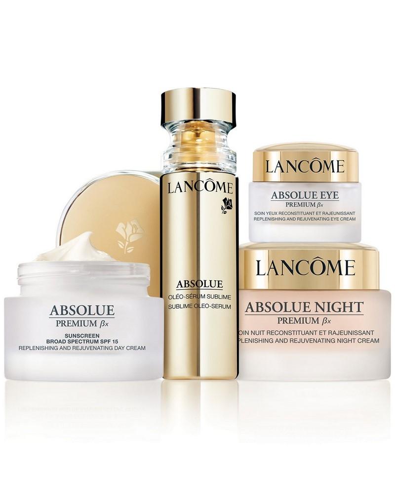 Các sản phẩm của Lancome luôn được đánh giá là an toàn và mang lại hiệu quả rất tốt