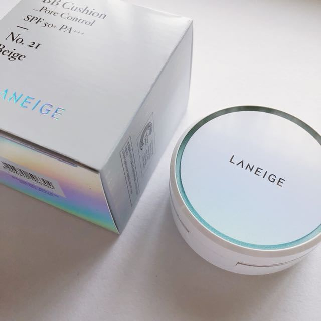 Laneige BB Cushion Pore Control SPF50+ PA+++