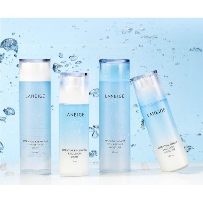 Laneige Essential Balancing Skin Refiner Light