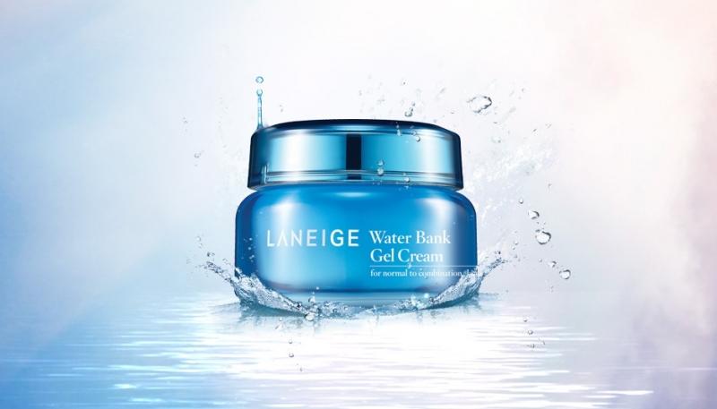 Laneige Water Bank Gel Cream là sản phẩm cấp nước hoàn hảo, đem lại làn da căng mướt, mịn màng