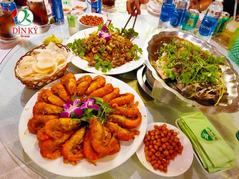 Làng ẩm thực Cù Lao Xanh