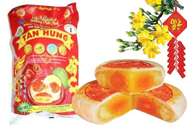 Bánh pía Sóc Trăng nổi tiếng khắp nơi bởi vị ngọt, béo