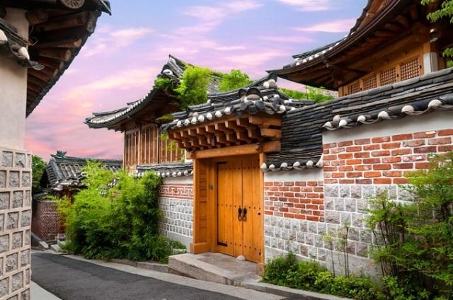 Làng cổ Bukchon Hanok