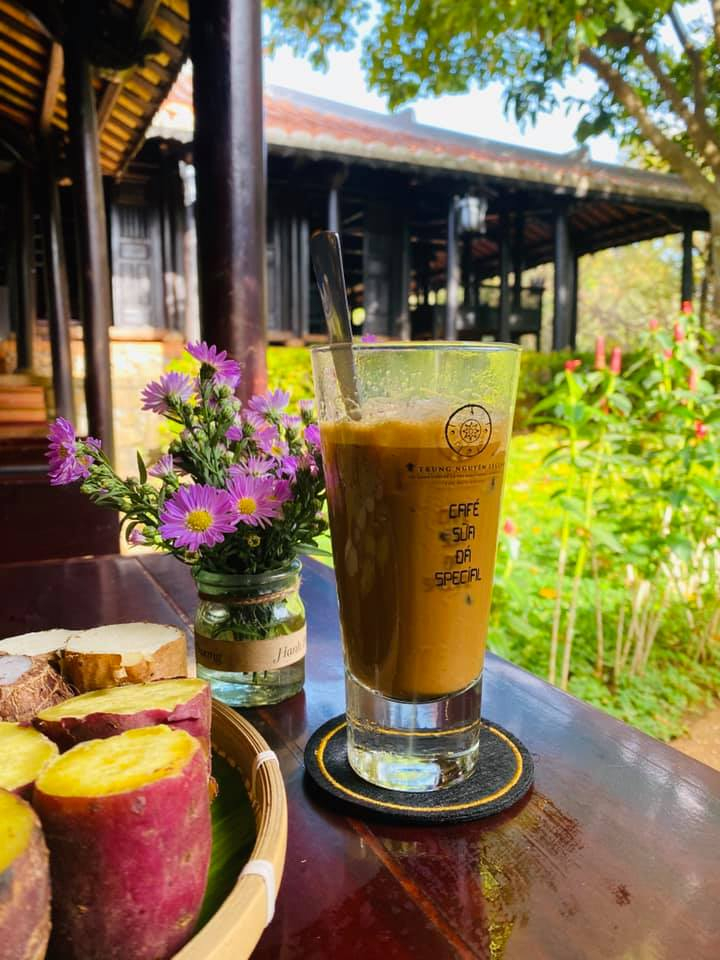 Làng Cafe Trung Nguyên Buôn Ma Thuột