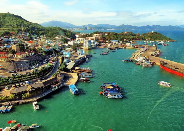 Làng chài Hải Minh, Quy Nhơn, Bình Định