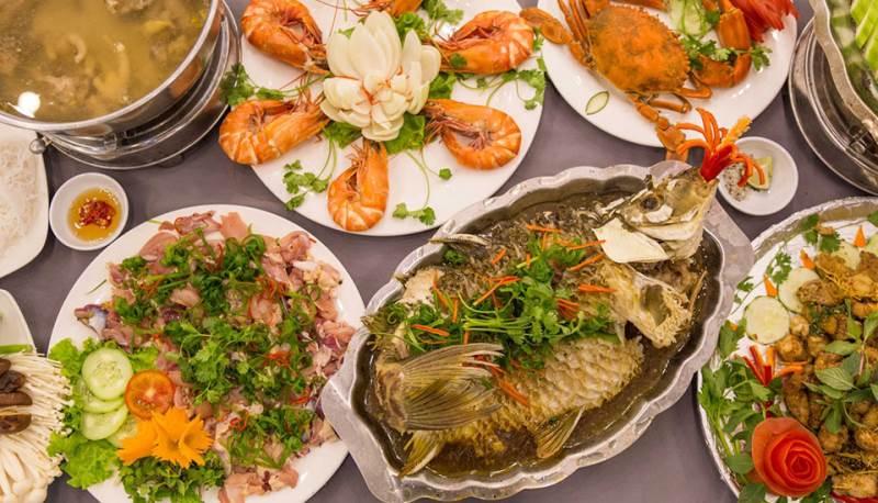 Làng Chài Seafood - Trần Văn Thành