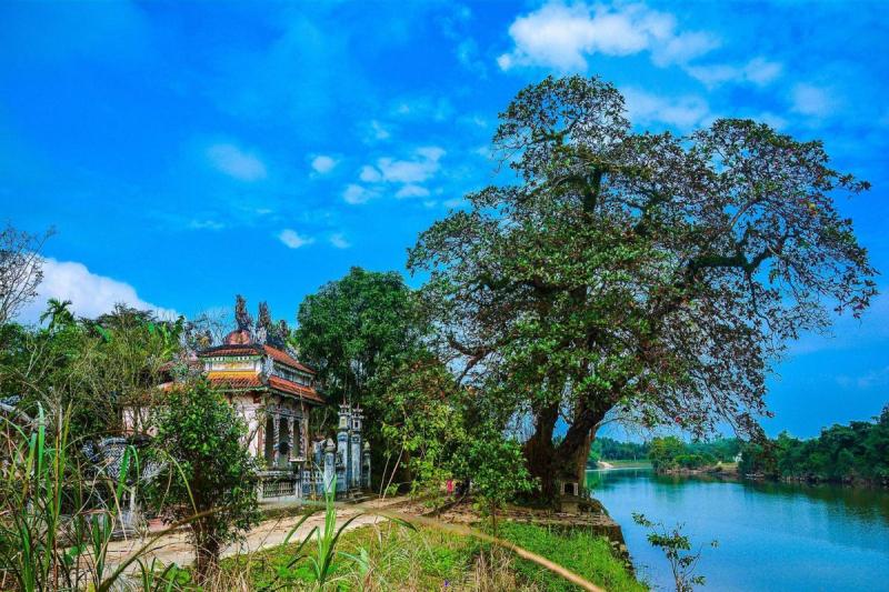 Làng cổ Phước Tích (Thừa Thiên Huế)