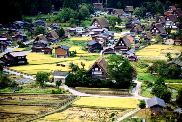 Làng Shirakawa-go