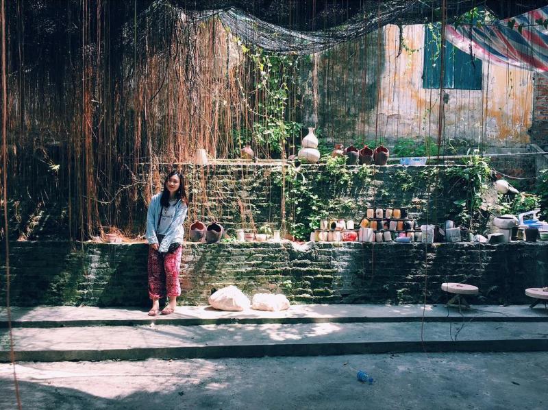 Làng gốm Bát Tràng (Hà Nội)